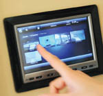 Touchscreen-security